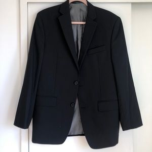 Calvin Klein Suit (38R Jacket/ 33Wx32L pants)